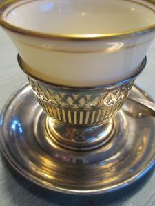 Grandma's espresso cup